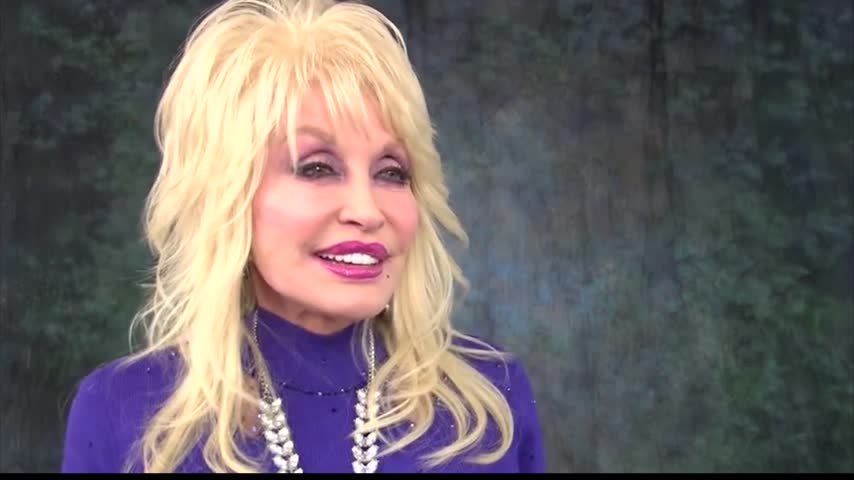 Dolly Parton in Ashdown