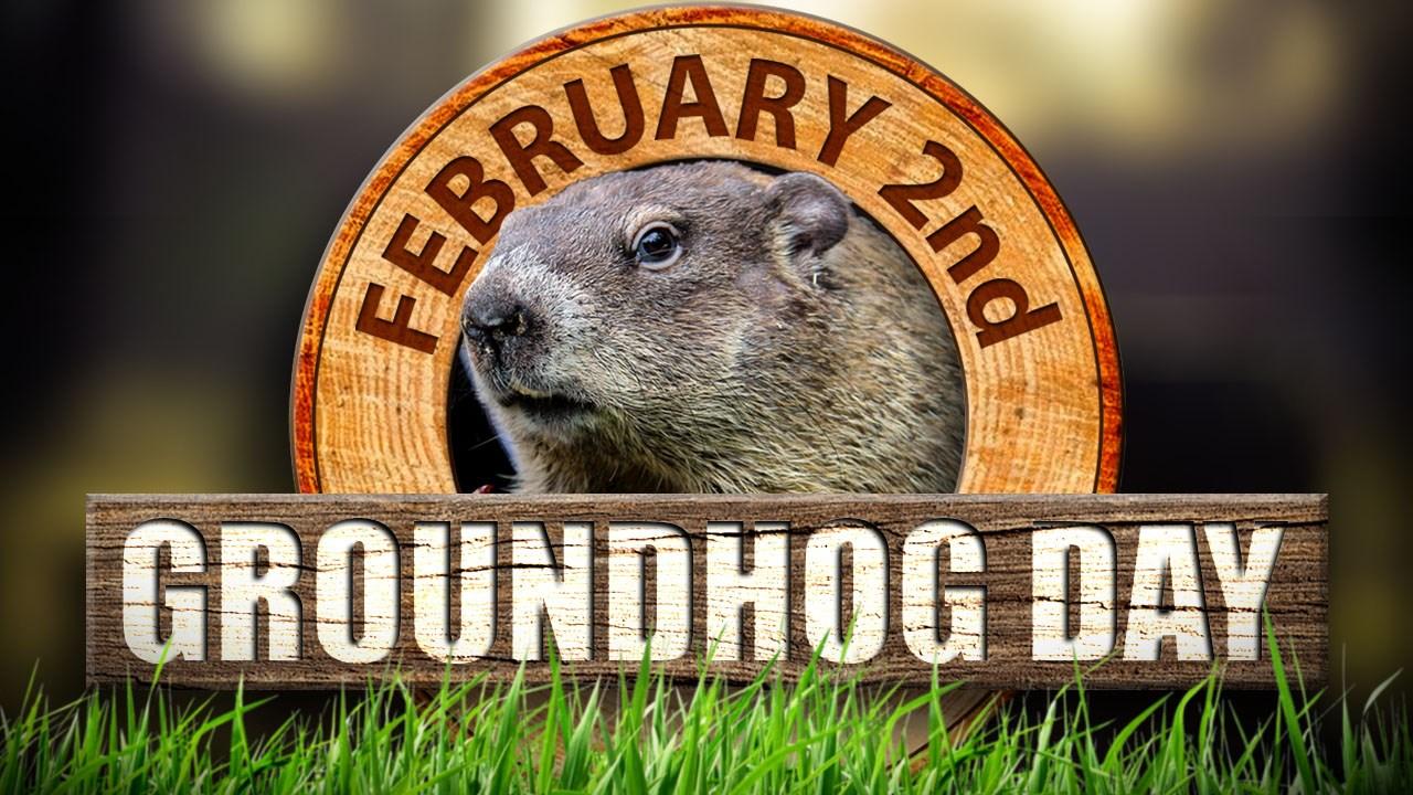Groundhog Day 2018