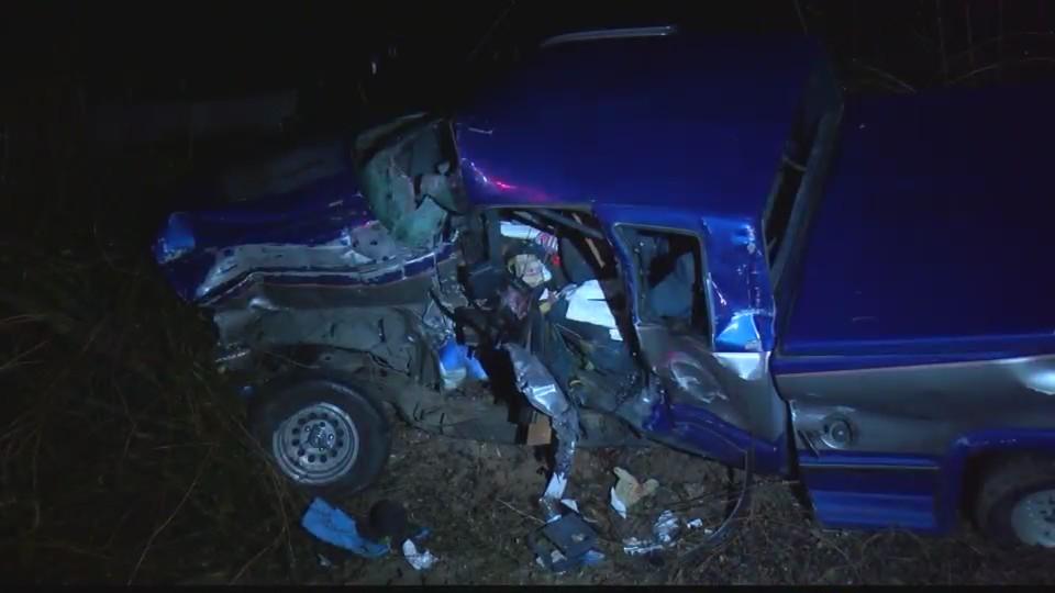 Fatal Crash on Simpson Road