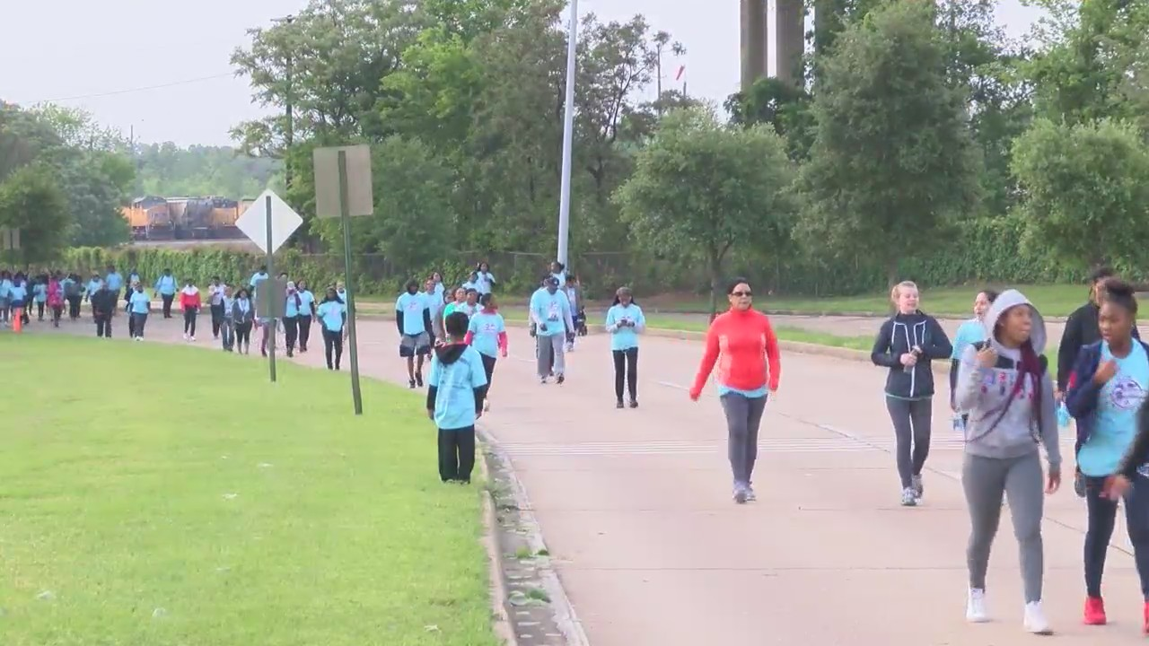 Walk for Humanity helps those in need in Africa