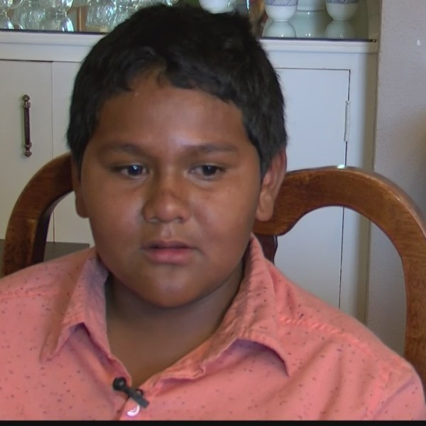 Teen worries about mother during immigration crisis