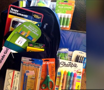 Church to give away free uniforms, school supplies