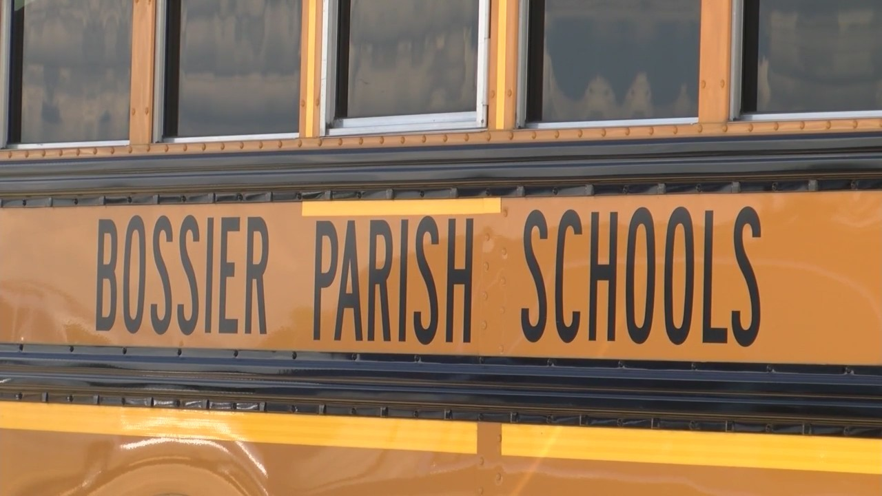 Bossier Parish Schools Bus Changes and Traffic Safety