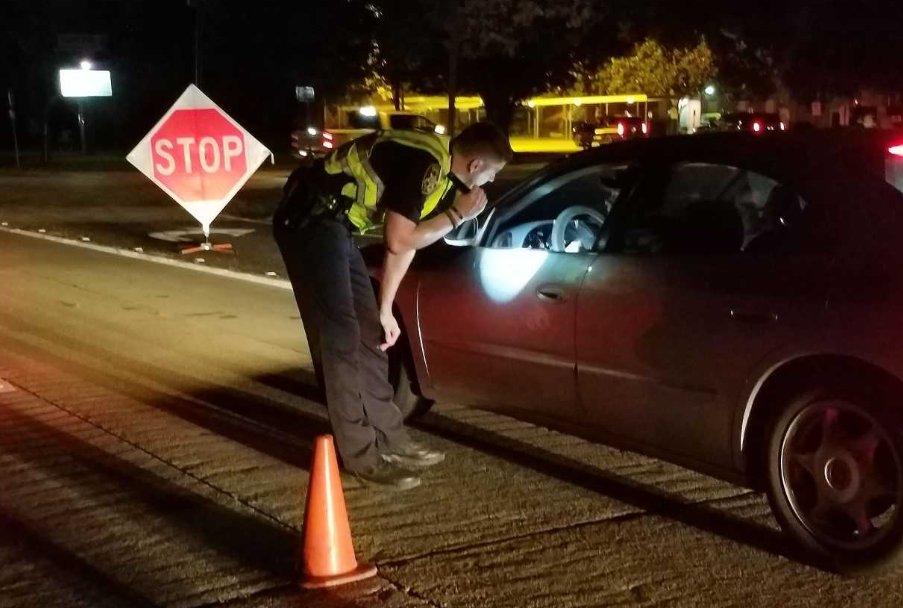 Sobriety checkpoint in Bossier Parish 08.16.18_1534438481481.PNG.jpg