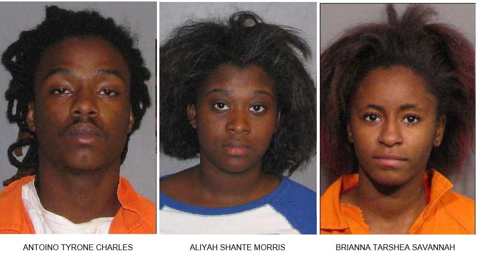 Antonio Charles, Aliyah Morris, Brianna Savanna composite 9-21-18_1537555388761.JPG.jpg