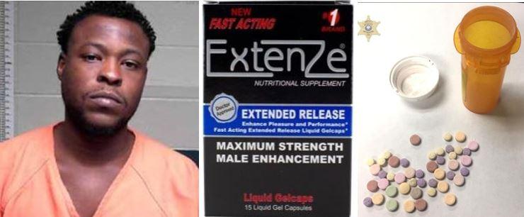 NPSO: Shoplifting male enhancement pills leads to Ecstasy arrest