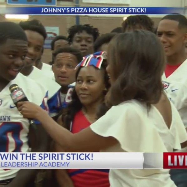 Spirit Stick - Woodlawn