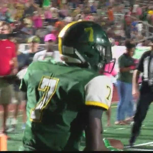 Captain Shreve picks up dominant win on Thursday Night Football in Shreveport