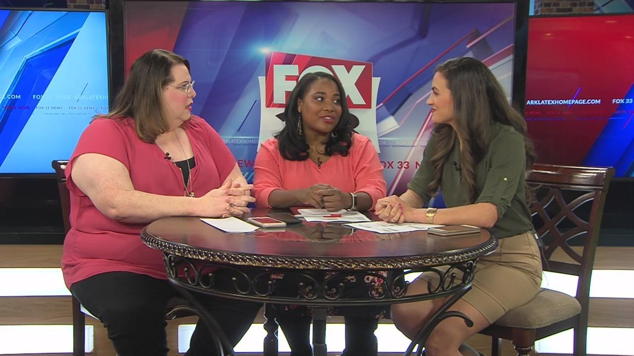 Lynn Vance on Fox 33 News Good Day