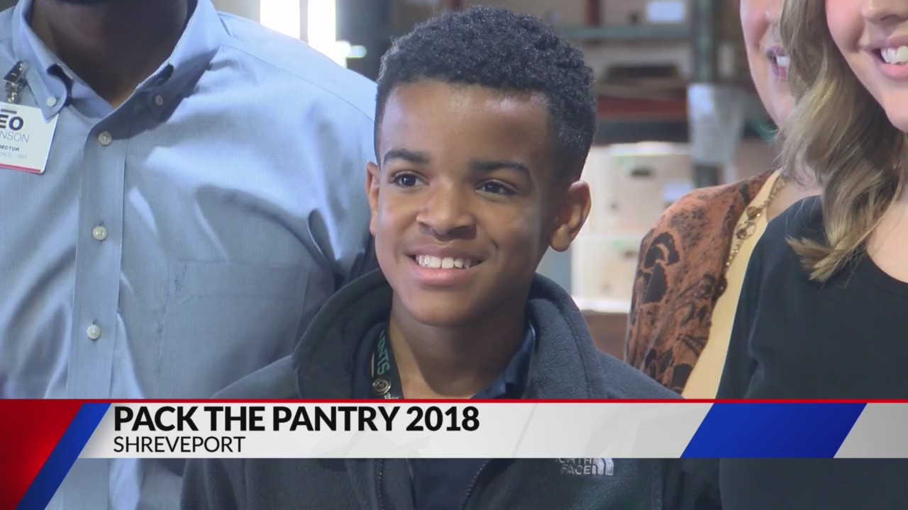 Pack the Pantry 2018