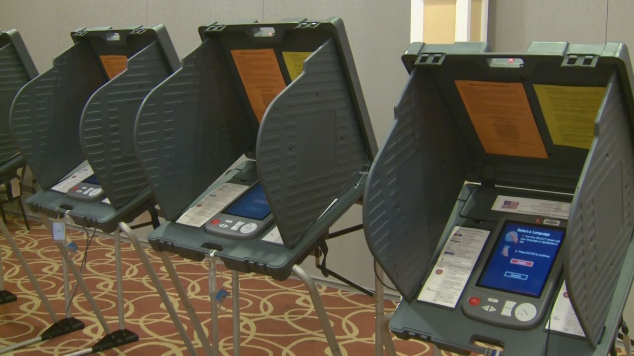 Problems reported in Texas for straight ticket voting