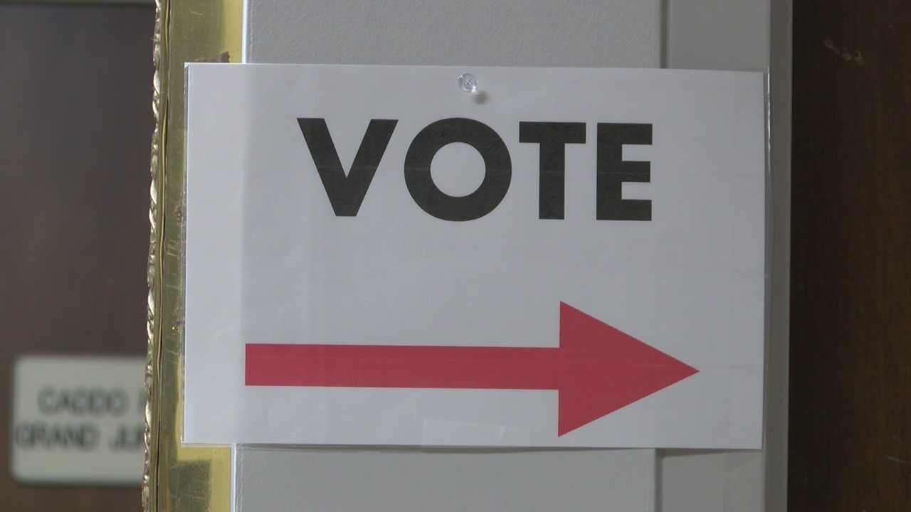 Back to the polls: Early voting starts in Louisiana's runoff
