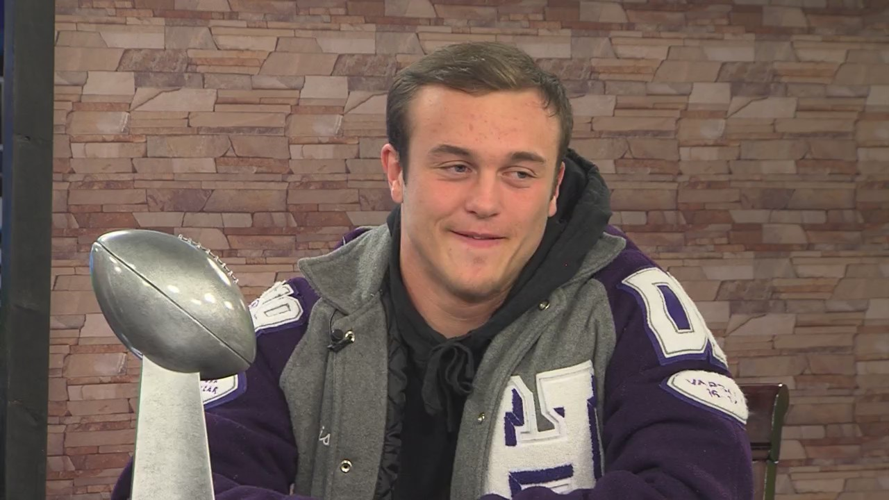 Friday Night Blitz Player of the Year: Tristan Driggers