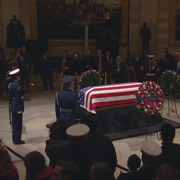 George H.W. Bush funeral: Former presidents, world leaders to attend