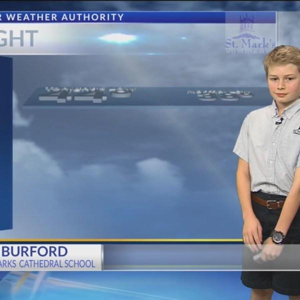 Kidcast Weather: Michael Burford