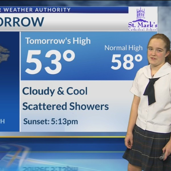 Kidcast Weather: Sarah Roppolo