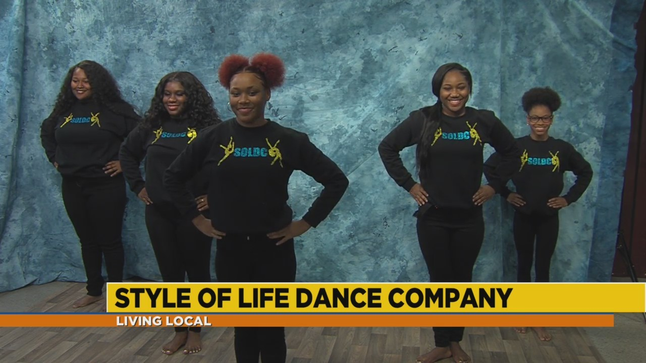 Living Local, Wed. Dec. 19 - Style of Life Dance Company