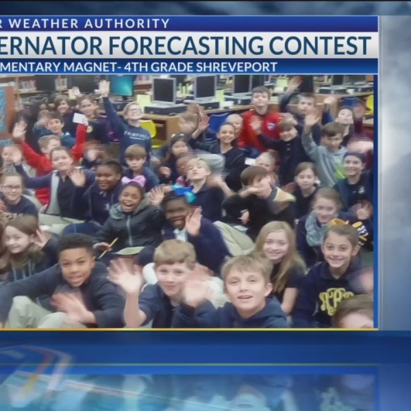 Forecasting contest training tour: Fairfield Elementary Magnet