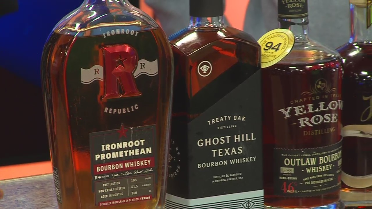 Texas Bourbon Shootout on Fox