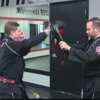 How to fight off an attacker