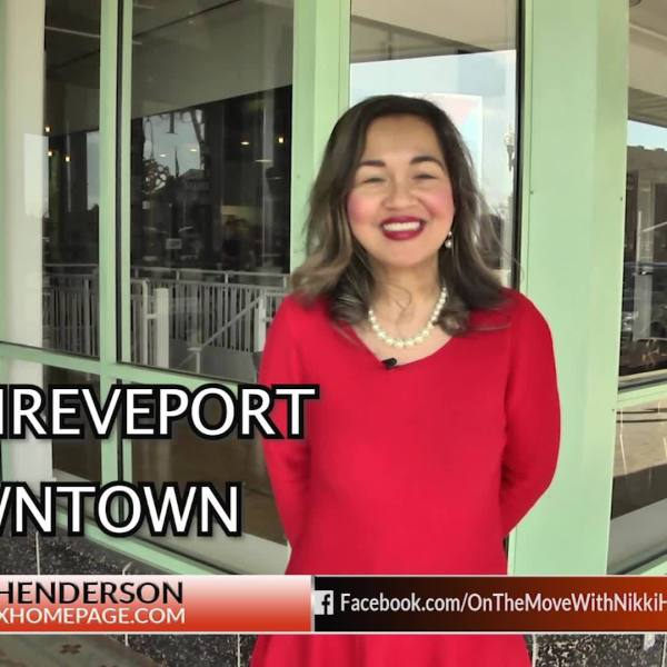 On the Move with Nikki: Shreveport Downtown Artwalk
