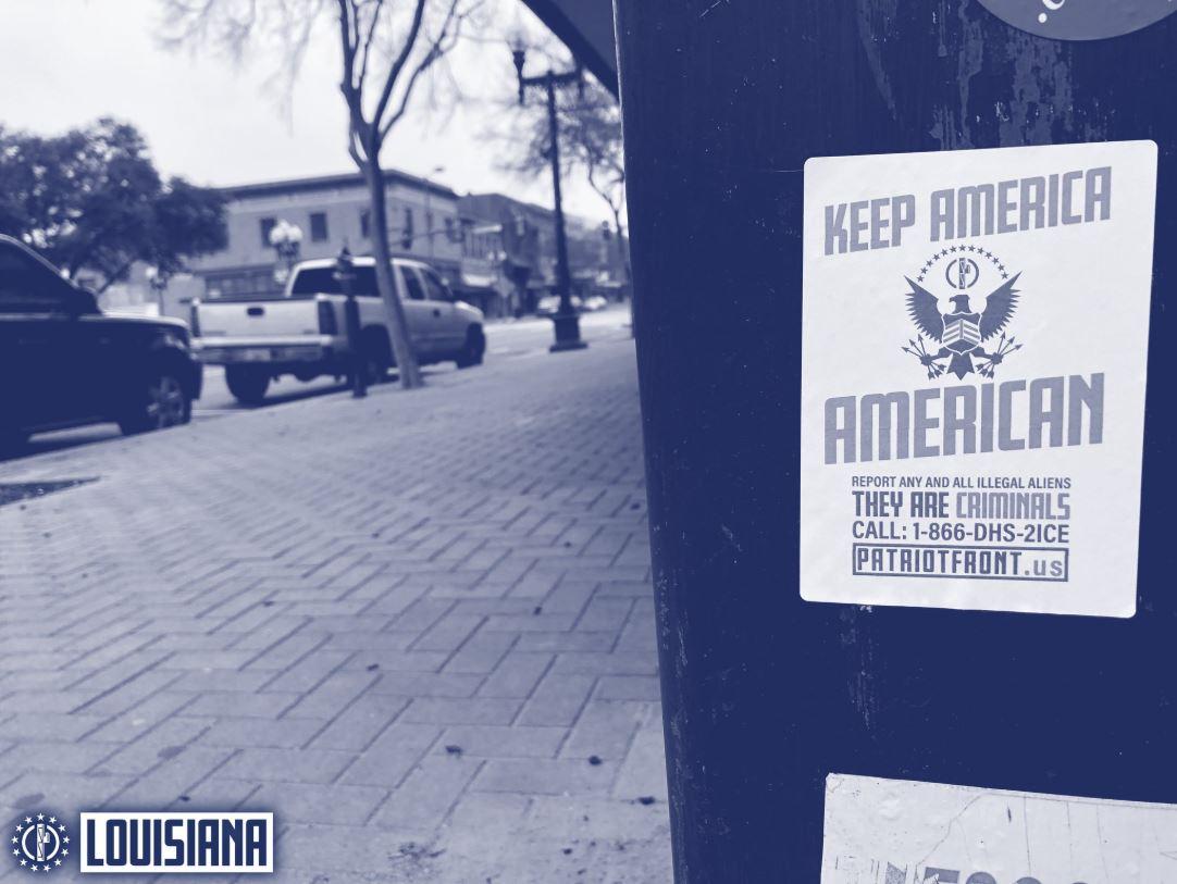 Patriot Front Shreveport flyers via Twitter 2 021819_1550881766838.JPG.jpg