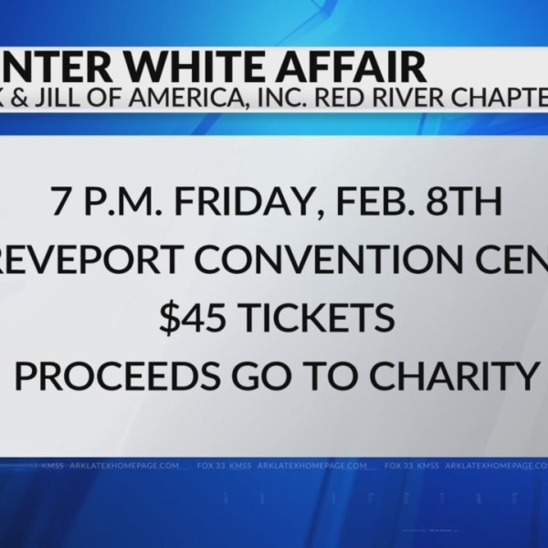 Winter White Affair on Fox 33