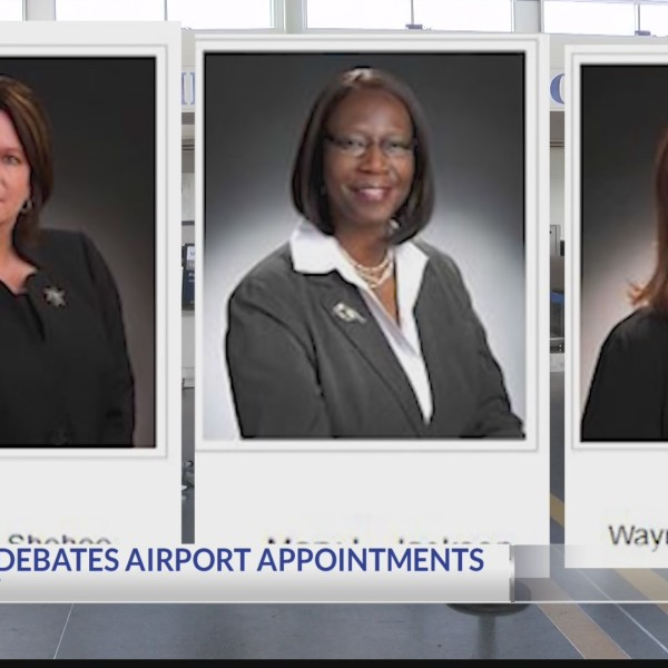 Perkins proposes airport appointments