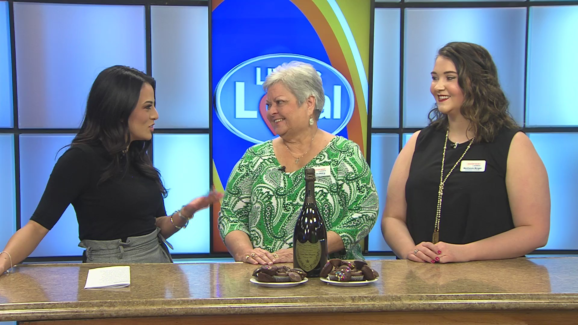 8th Annual Chocolate & Champagne Affair