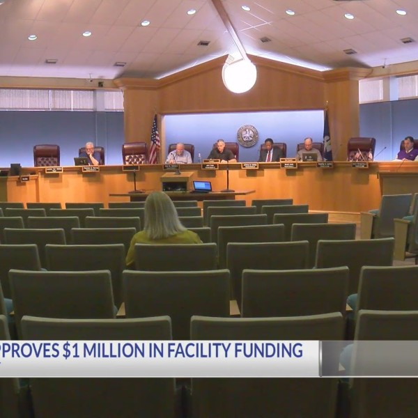 Animal Facility funding approved