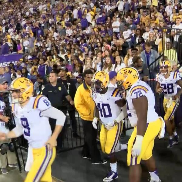 John Clayton Talks LSU Tigers and Saints Pre NFL Draft