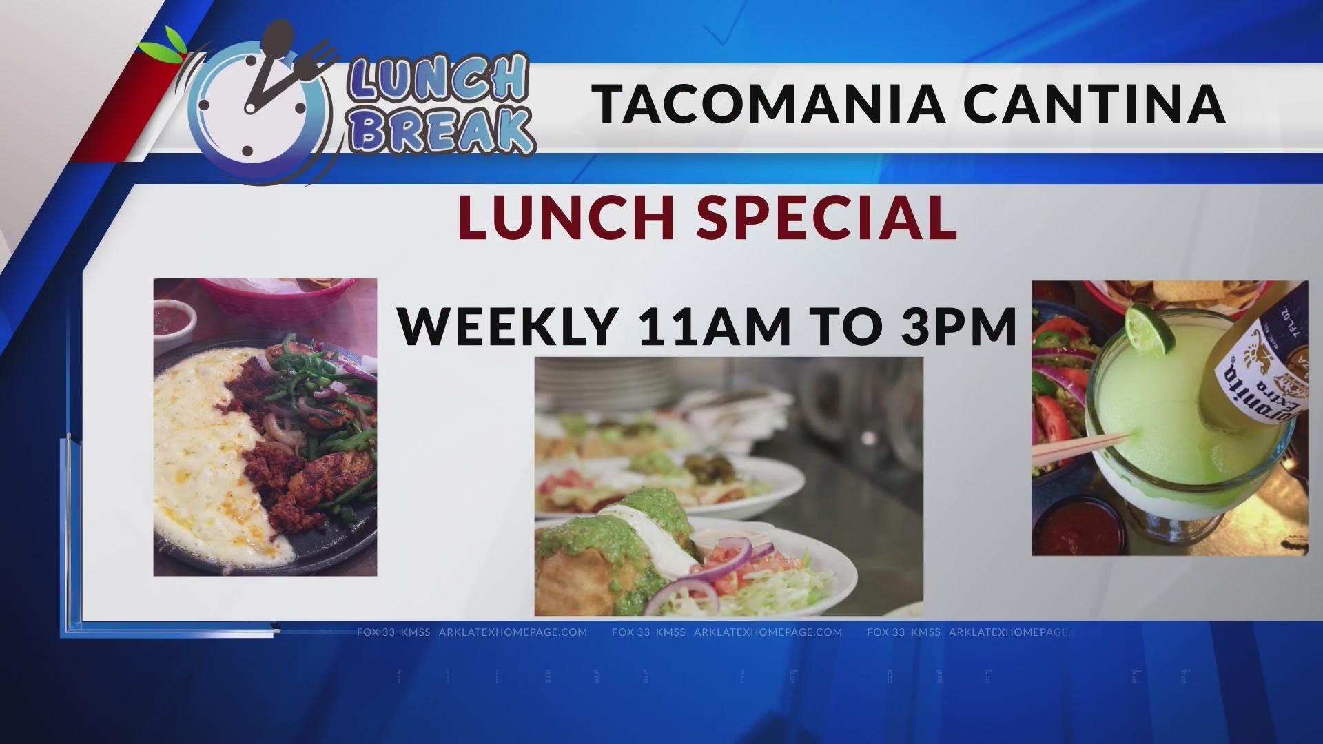 Lunch Break: Tacomania