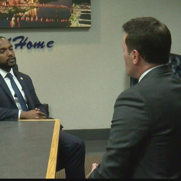 Mayor Perkins reacts to city council's claims on insurance