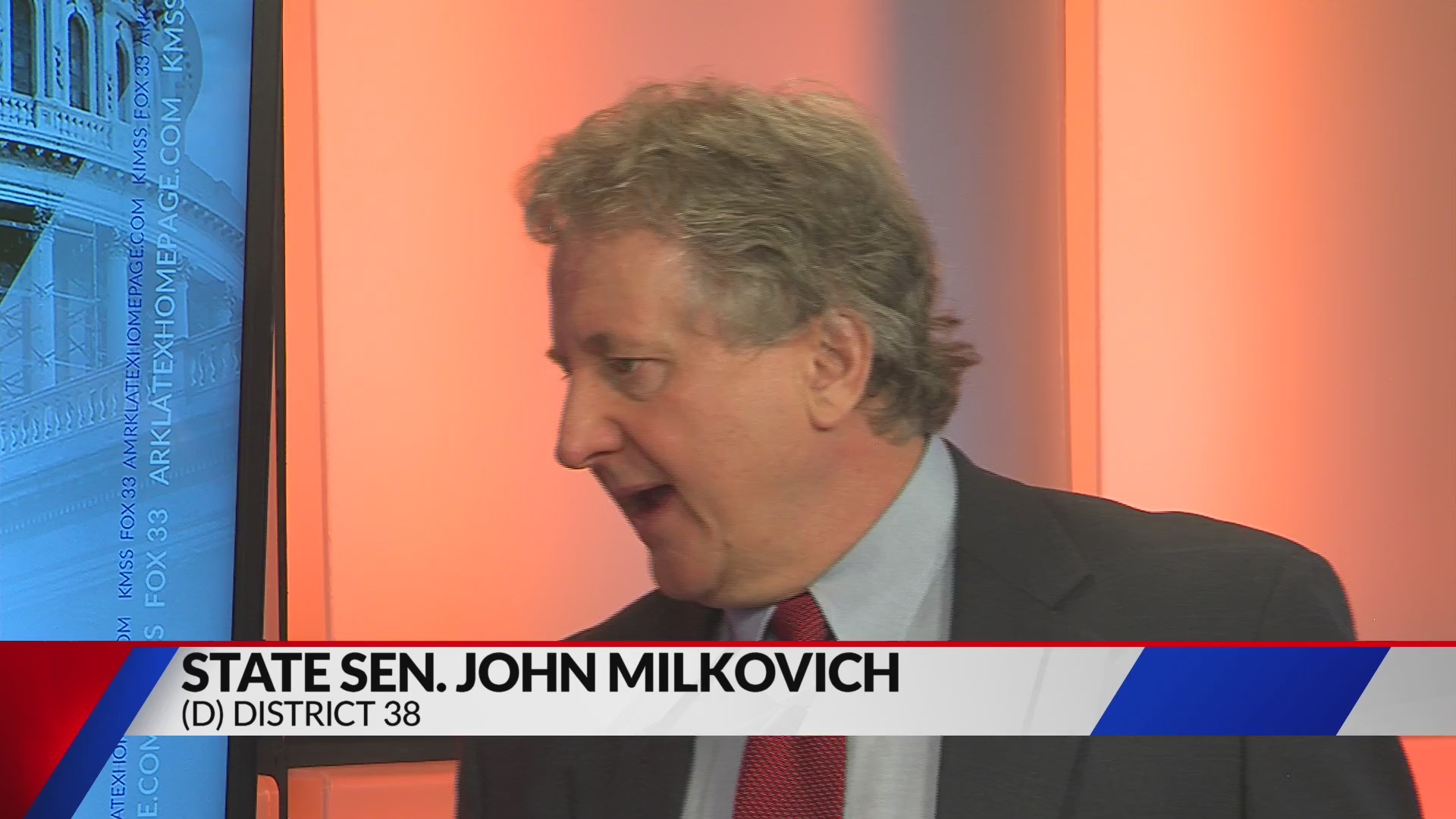 State Sen. Milkovich on upcoming session FOX