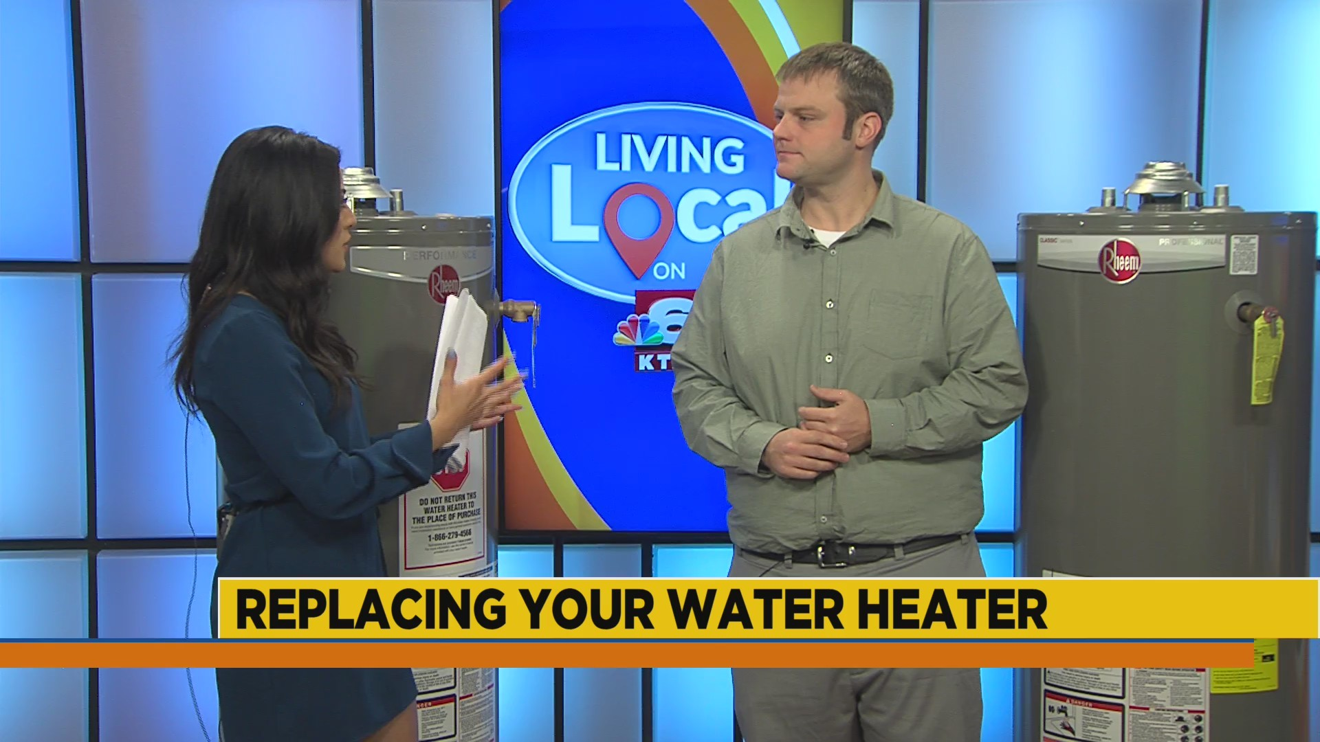 The Plumbing Warehouse on Living Local