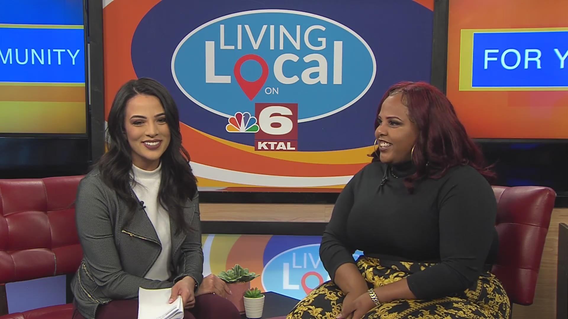 Tina B talks local entertaiment
