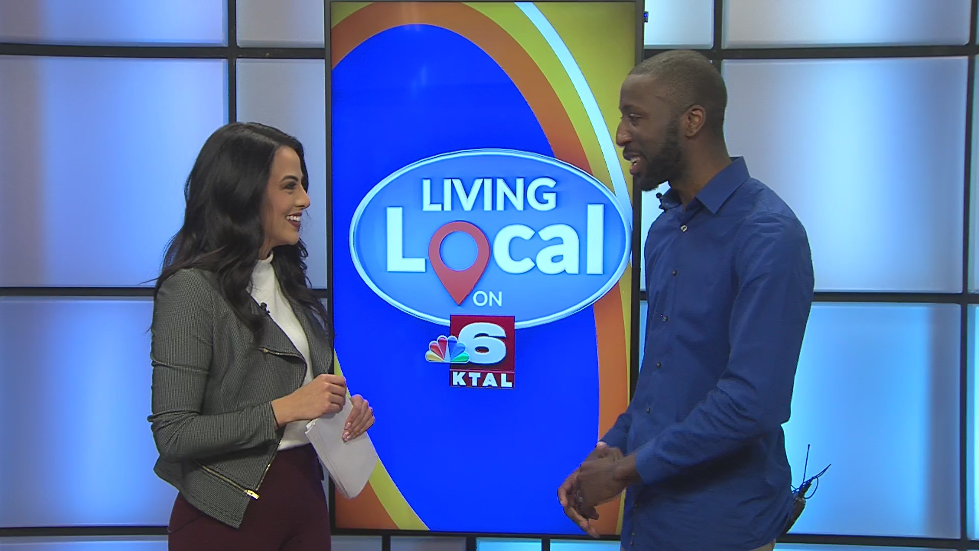 Young Pros Entertainment on Living Local