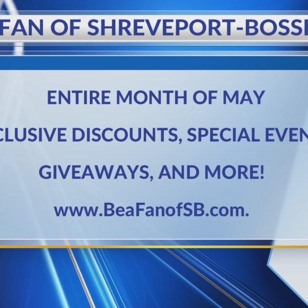 2019 Be a Fan of Shreveport-Bossier