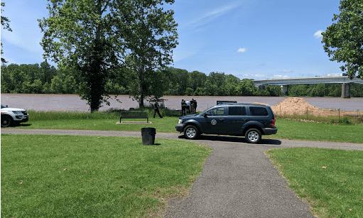Body found Red River coroner van 05.06.19_1557258836685.PNG.jpg