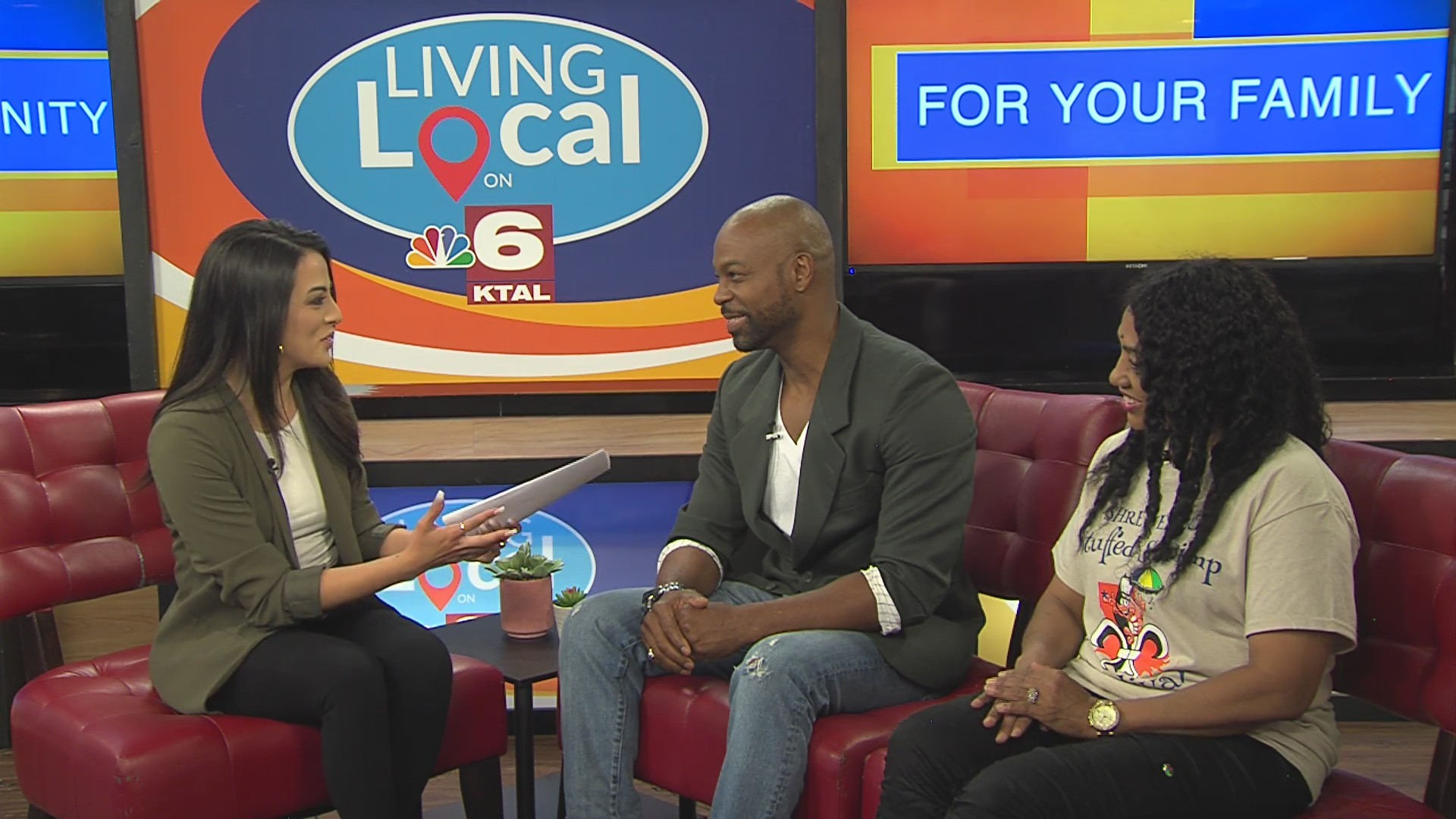 Darrin Henson to host inaugural Stuffed Shrimp Festival in Shreveport