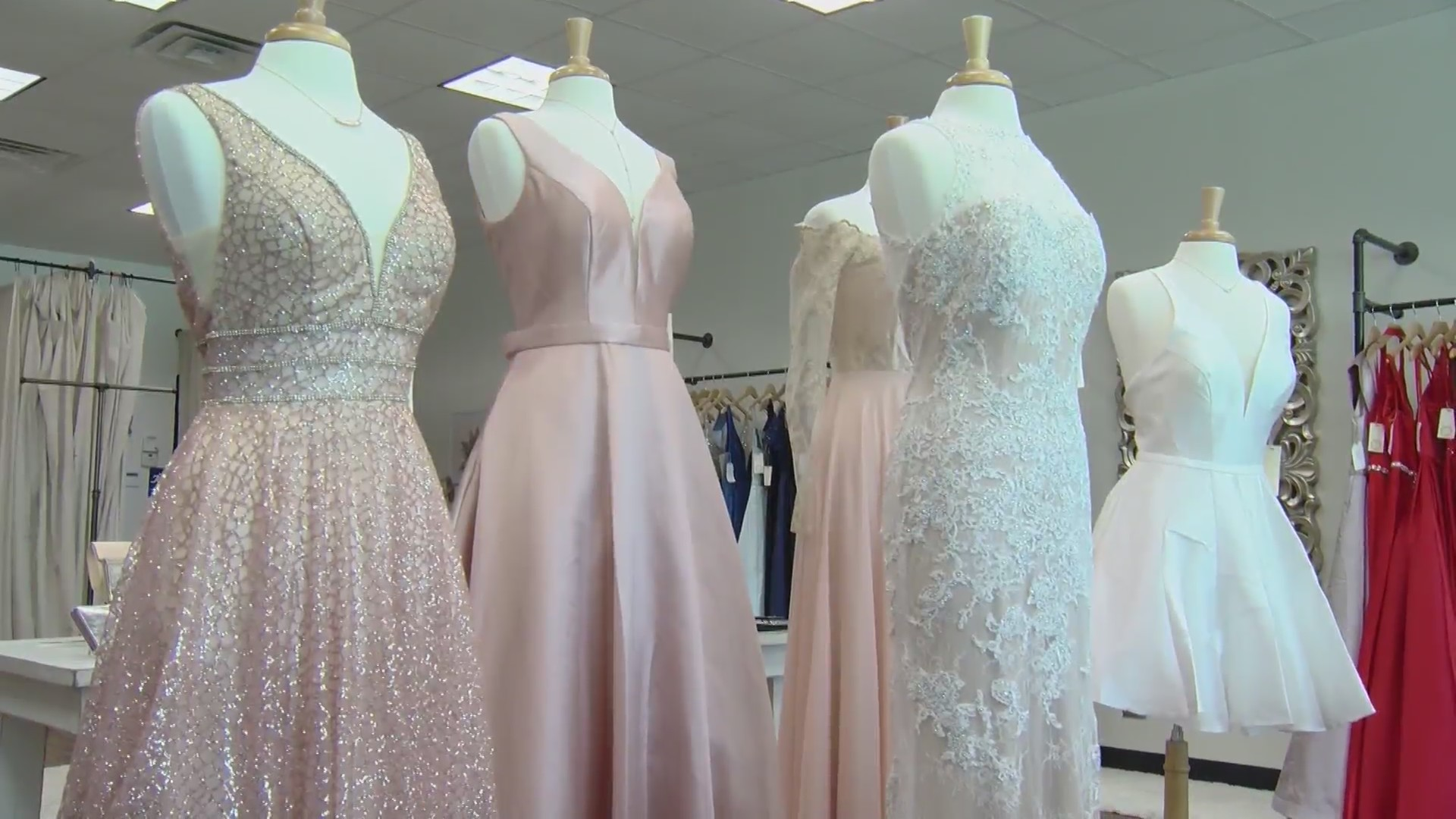 Find the perfect gown for any occasion with The Gown Shop