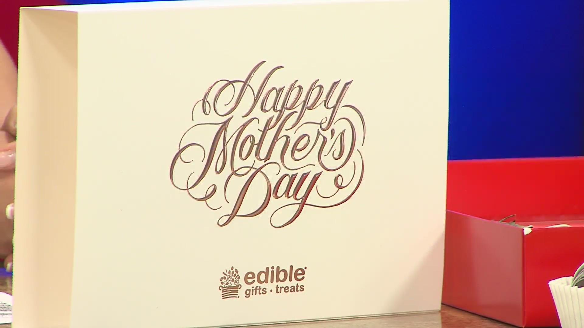 Mother's Day gift ideas: Edible Arraignments (Fox)
