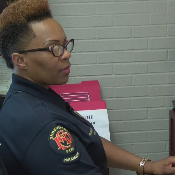 Salute The Badge: 1st Female Fire Arson Investigator