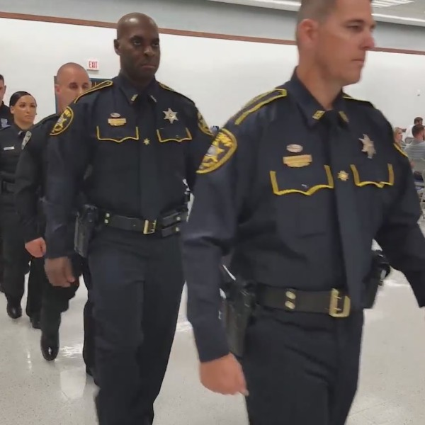 Salute The Badge: Bossier Sheriff's Training Academy