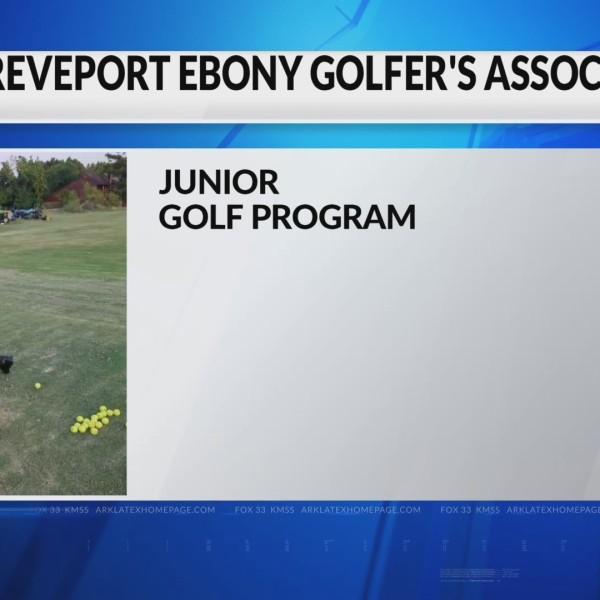 Shreveport Ebony Golfer's Tournament and Junior Program