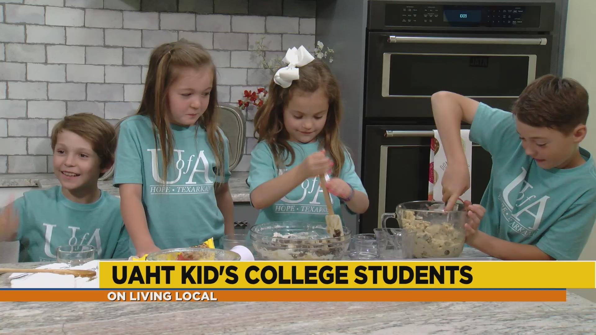 UAHT Kid's College