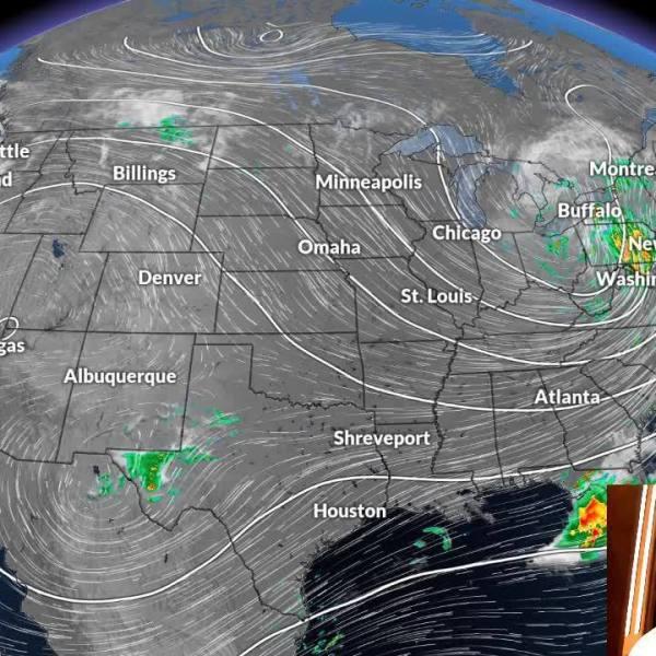 Weather Week Ahead 5/13/19