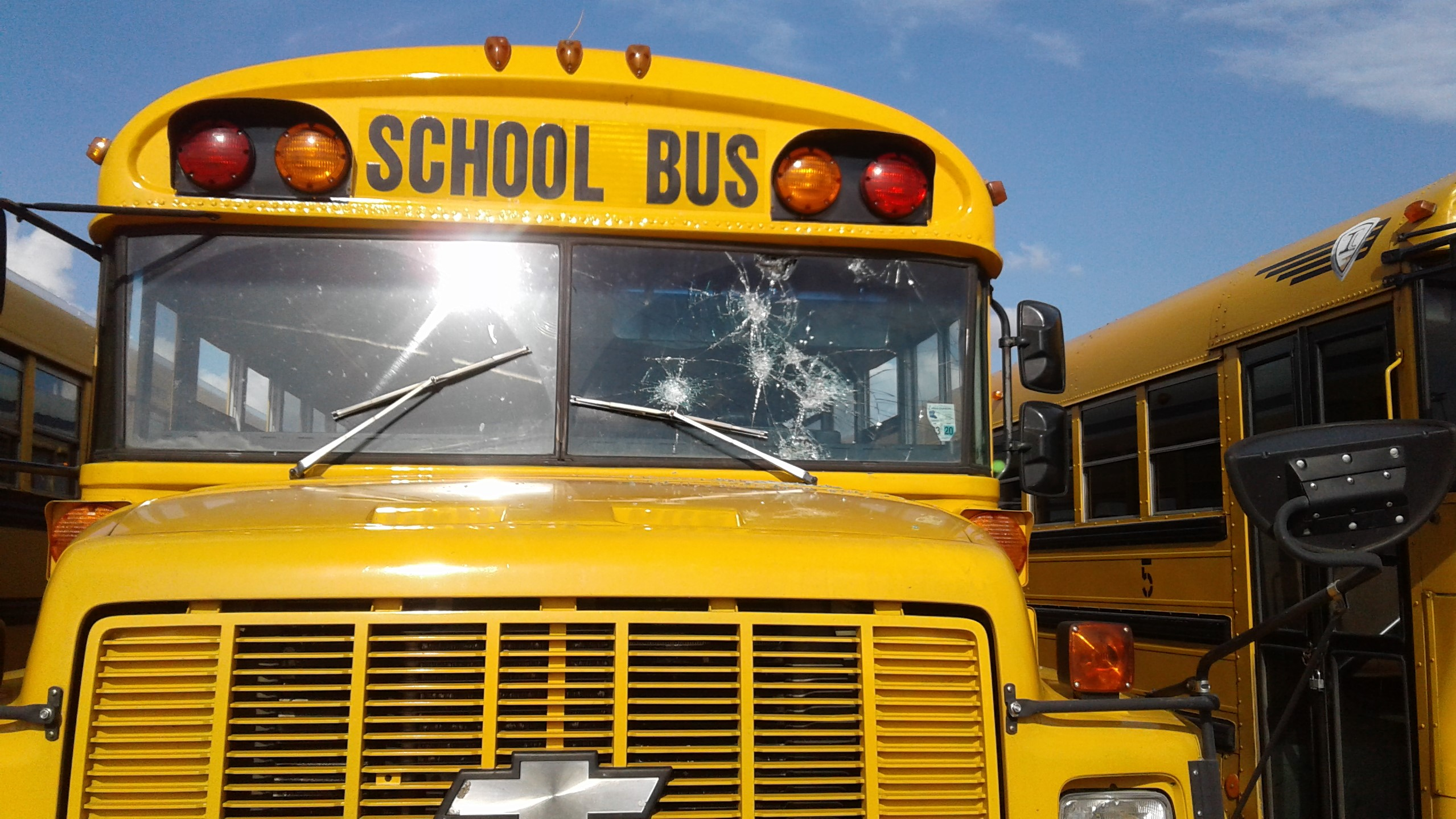 American Girl Groped On Bus more than a dozen caddo school buses vandalized
