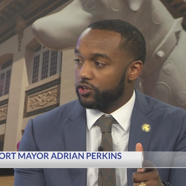Coffee with the Mayor: Shreveport's Adrian Perkins