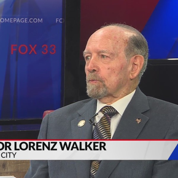Coffee with the Mayor with Bossier City Mayor Lo Walker